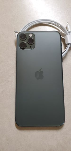 Brand New iPhone 11 Pro Max 512gb Factory UNLOCKED Olive for Sale in Stockton, CA
