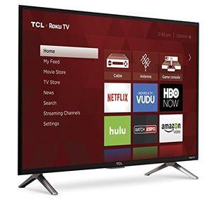 """TCL 32"""" LED Smart TV Roku for Sale in Denver, CO"""