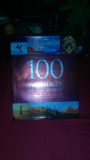 100 wonders of the world for Sale in Artesia, CA