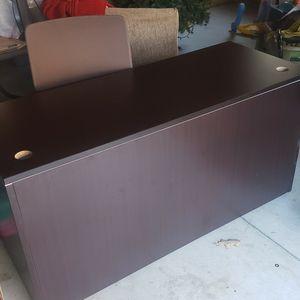 Office Desk & Chair for Sale in Chesapeake, VA