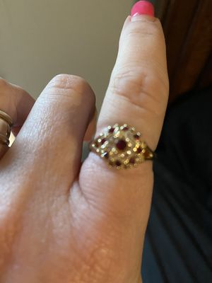 Ruby ring vintage for Sale in Nesbit, MS