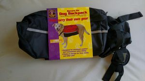 Dog's Backpack for Sale in Garfield Heights, OH