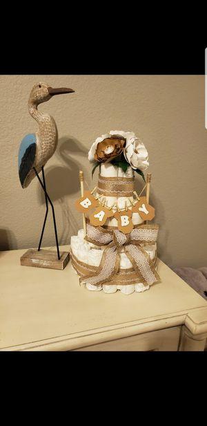 Diaper cake for Sale in Oakley, CA
