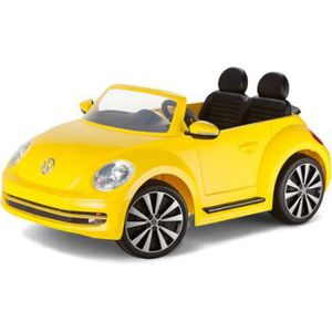 Kids WV Beattie convertible Yellow 12 Volt for Sale in Great Falls, VA