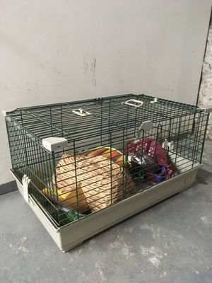 "32"" Rabbit Cage & Accessories for Sale for sale  New York, NY"