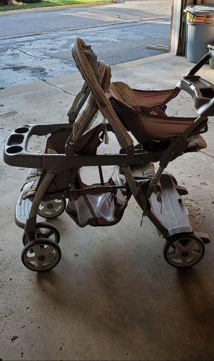 Double stroller for Sale in Villa Park, IL