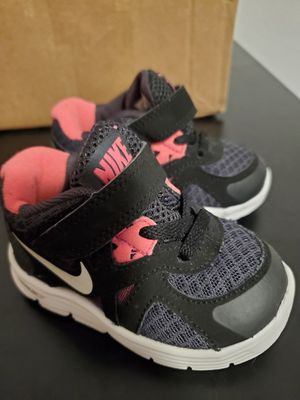 Baby girl Nike shoes size 3C for Sale in Portland, OR