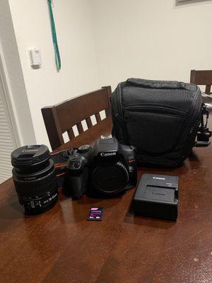 Canon Rebel T6 Camera Kit for Sale in Naples, FL