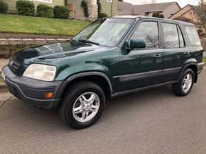 2000 Honda CR-V AWD good condition for Sale in Portland, OR