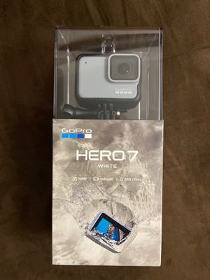 Brand New GoPro Hero7 Action Camera White for Sale in Levittown, PA