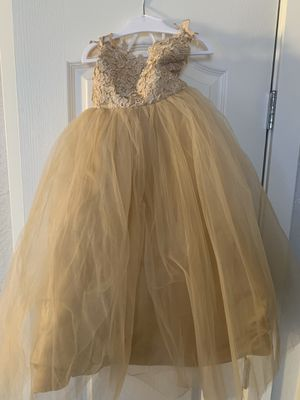 Gorgeous Flower Girl/ Formal Princess Dress for Sale in Las Vegas, NV