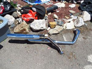 Exhaust pipe system for Honda 1300vtx motorcycle in perfect condition for Sale in Golden, CO
