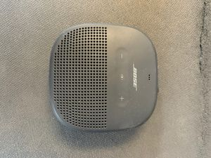 Bose sounds link micro Speaker for Sale in Chicago, IL