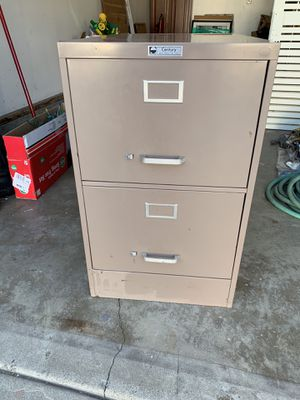 Metal File cabinet for Sale in Long Beach, CA