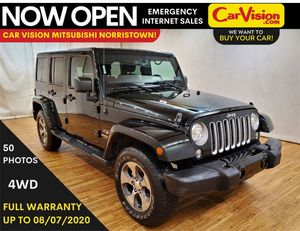2017 Jeep Wrangler Unlimited for Sale in Norristown, PA