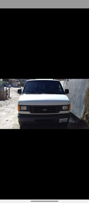 Ford f-350 2006 cargo for Sale in Escondido, CA