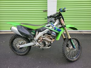 2012 KX450F dirt bike for Sale in Aurora, CO