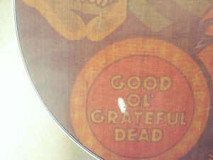 Alvarez Grateful Dead guitar for Sale in Clarksburg, WV