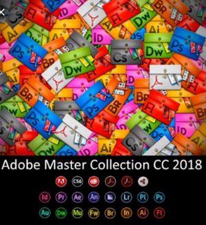 Adobe Master Collection 2020 for Sale in Miami, FL