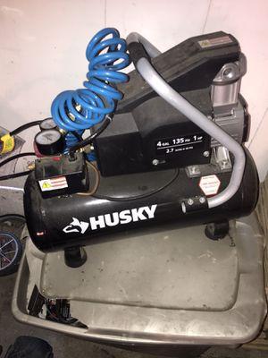 Air compressor husky for Sale in Oakland, CA