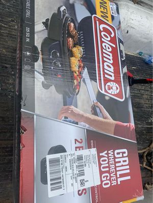 Brand New Coleman Grill for Sale in Portland, OR
