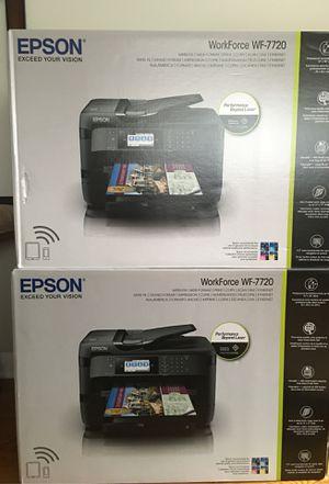Epson Workforce WF-7720 for Sale in Murfreesboro, TN