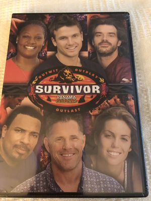 Survivor Panama DVD for Sale in Pasadena, TX