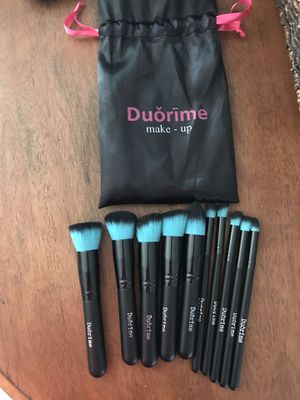 Duorime makeup brushes for Sale in Federal Way, WA