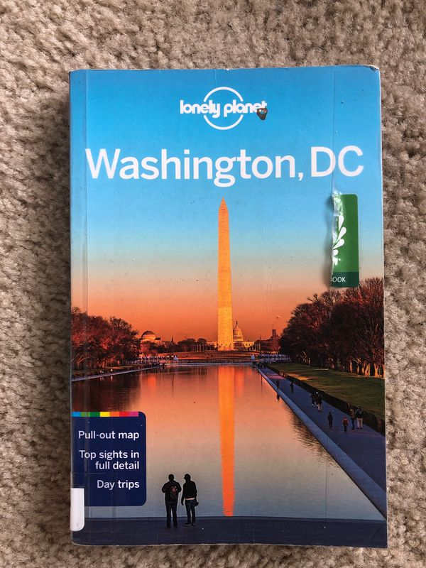 Lonely Planet Washington DC guide