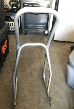 Motorcycle stand for spools for Sale in Saint Robert, MO
