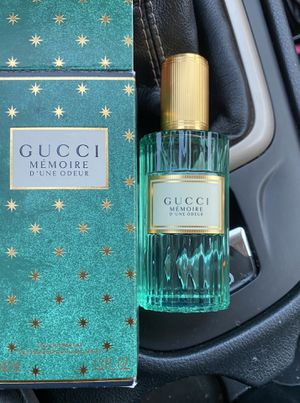 Perfume guggi authentic for Sale in Spring Valley, CA