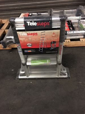 Telesteps ladder for Sale in Brooklyn, NY