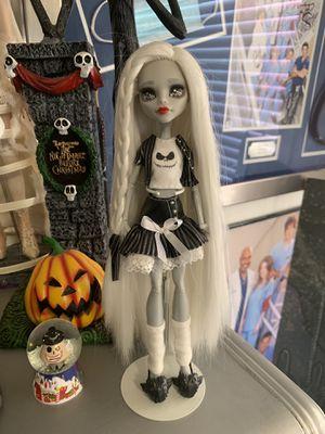Nightmare Before Christmas Jack Disney Custom monster high doll for Sale in Las Vegas, NV