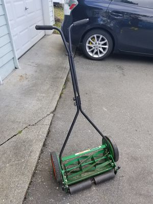 Manual lawn mower for Sale in Seattle, WA