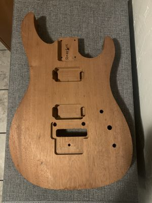 Guitar Bodies for Sale in Long Beach, CA