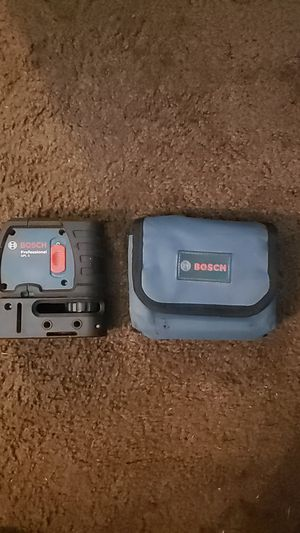 Bosch Professional GPL 3 for Sale in Crowley, TX