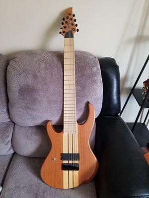 Agile lefty eight string guitar for Sale in Atlanta, GA