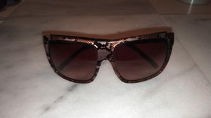 JIMMY CHOO SNAKEPRINT SUNGLASSES for Sale in Keizer, OR