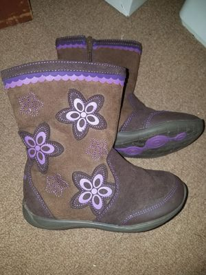 Boots for girl size 11 for Sale in Arlington Heights, IL