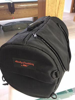 Harley davidson sissy bar bag new never used for Sale in Carol Stream, IL