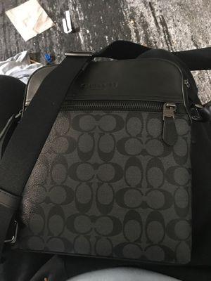 Coach shoulder bag men for Sale in Tacoma, WA