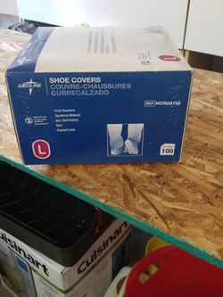 100 large shoe covers for Sale in Colorado Springs,  CO