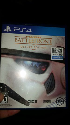 Stare arsenal battlefront ps4 for Sale in San Diego, CA