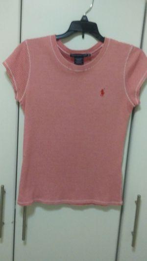 Nice RALPH LAUREN DRESS TEE for Sale in Newburgh, IN