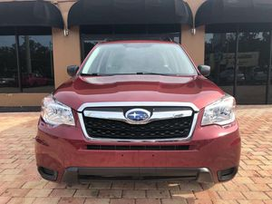 2016 SUBARU FORESTER 2.5I for Sale in Riverview, FL