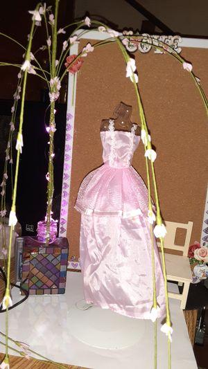 Barbie Doll Princess Gown Dress for Sale in Pomona, CA