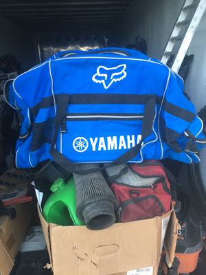Team Yamaha fox gear bag for Sale in Wildomar, CA