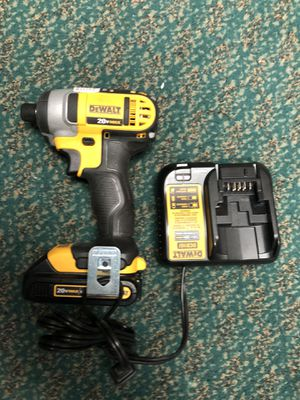 Impact Drill, Tools-Power Dewalt Drill w/ Charger.. Negotiable for Sale in Baltimore, MD