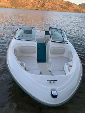 .. 1998 .. Searay .. boat .. fully serviced ready for water today ... for Sale in Anaheim, CA