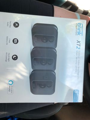 Blink XT2 security cameras for Sale in Chandler, AZ